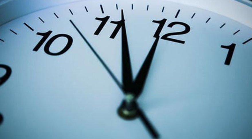 Yaz saati uygulamasında yeni gelişme! Torba yasada...