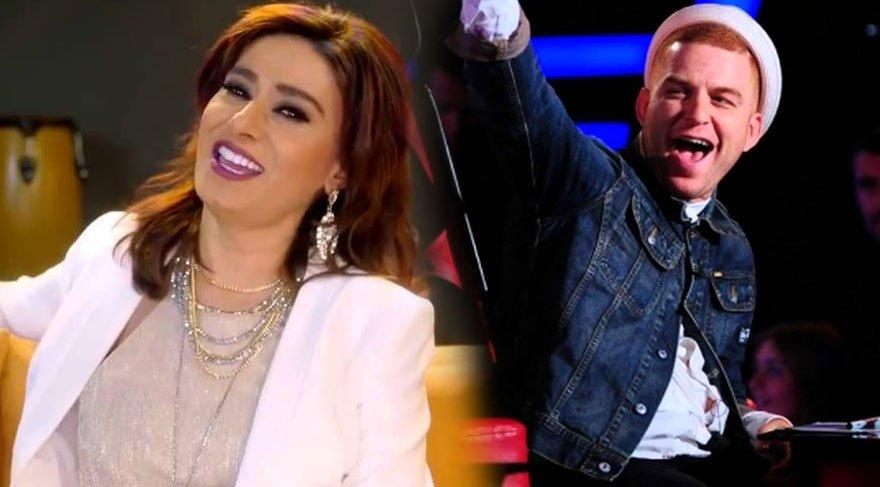 O Ses Türkiye çekimlerinde Yıldız Tilbe ile Gökhan Özoğuz arasında ırkçılık tartışması