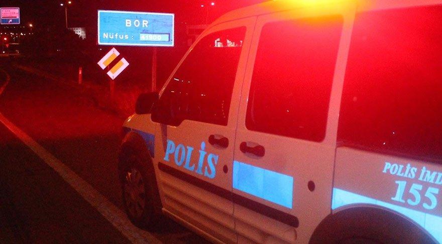 Niğde Açık Cezaevi'nden 4 kişi firar etti