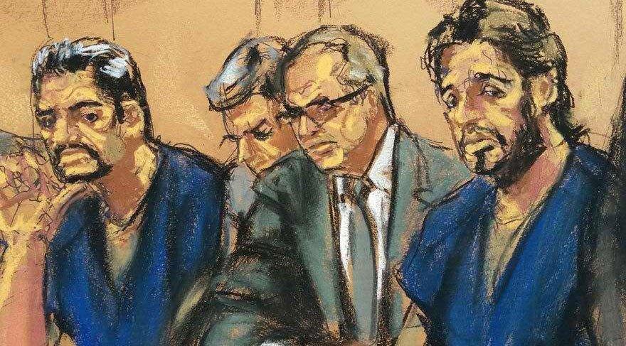 Reza Zarrab'ın savcı ile işbirliğine başladığı öne sürüldü.