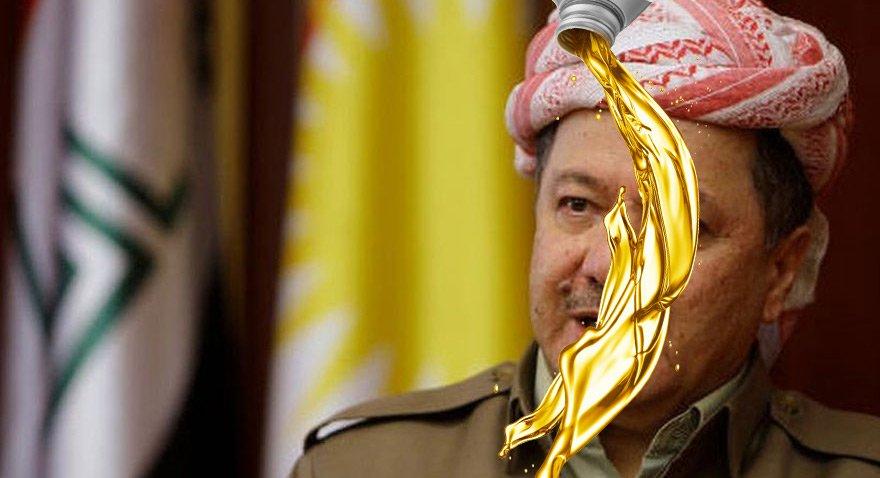 Barzani'nin para musluğu kesildi