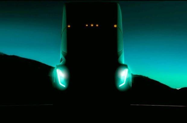 Tesla'nın 'elektrikli tır'ı görücüye çıkıyor!