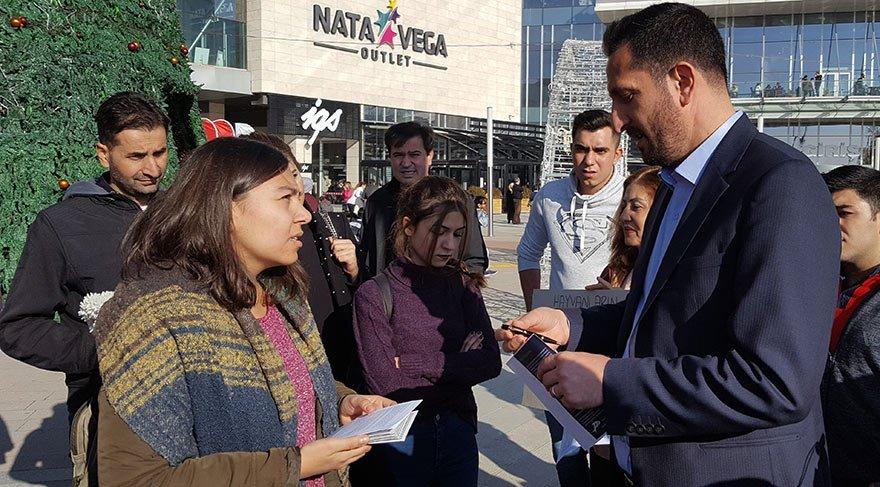 Vatandaşlara CHP Milletvekili Ali Haydar Hakverdi de destek verdi.