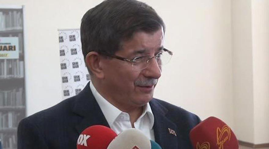 Ahmet Davutoğlu: 'Dış ve iç politikanın kategorik olarak…'