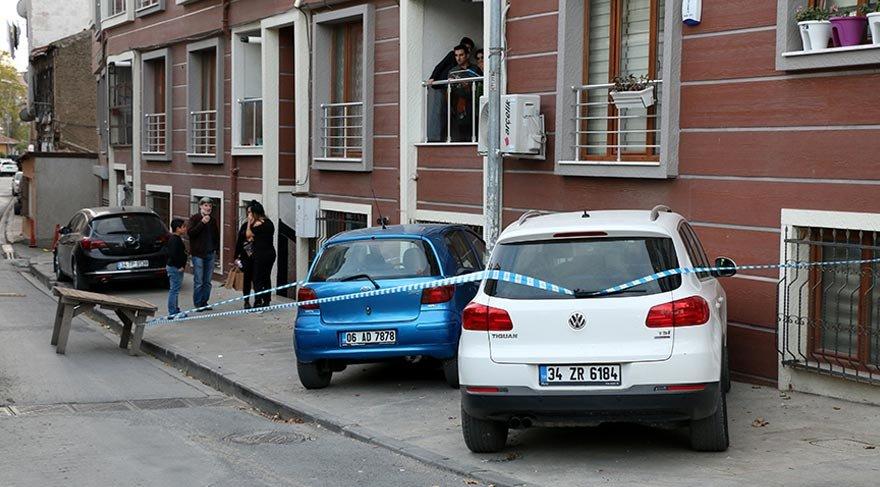 İstanbul'da şehrin göbeğinde güpegündüz silahlı saldırı