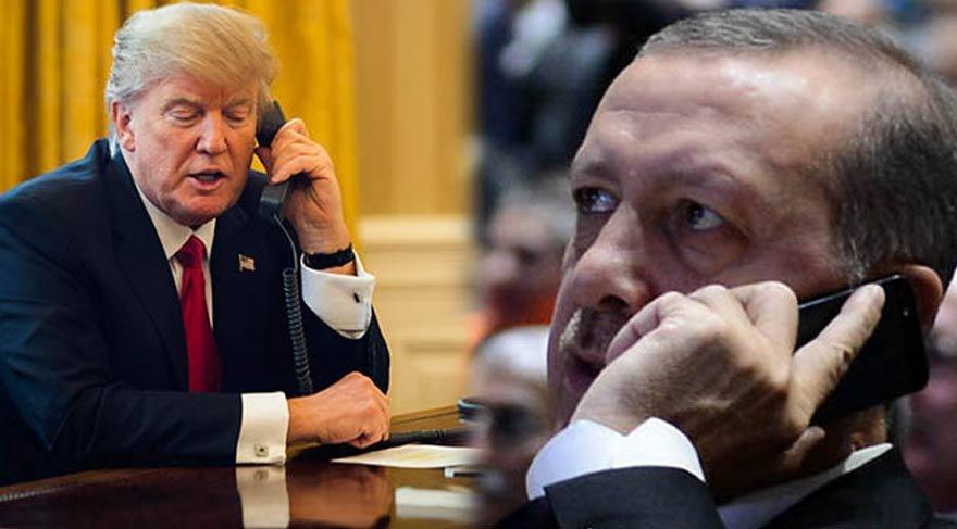 İşte Erdoğan ile Trump görüşmesinin detayları!