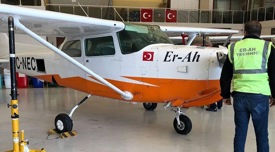 Pilot, iniş takımlarını açmayı unuttunca uçak..!