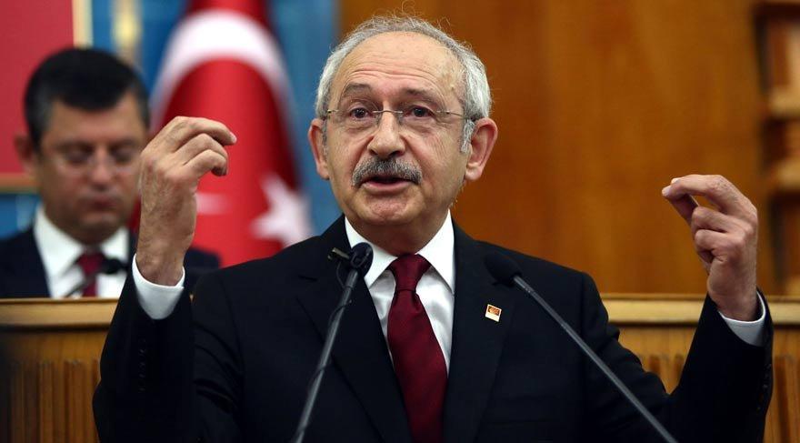 Kılıçdaroğlu'na dokunulmazlık fezlekesi!
