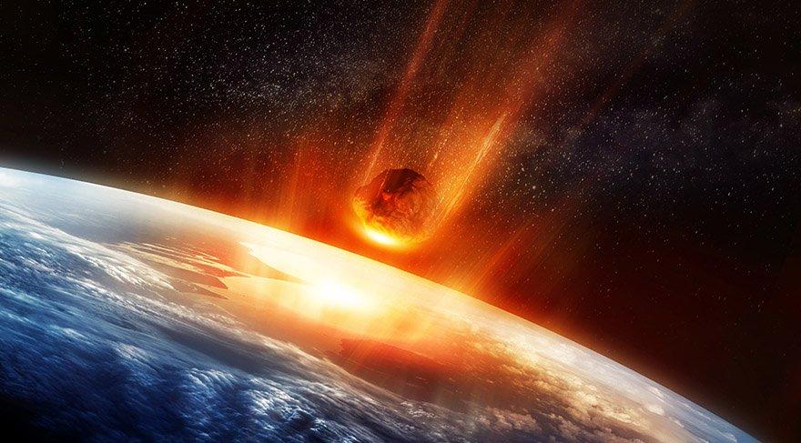 Dinozorların sonu olan meteor kanser tedavisinde kılavuz olabilir