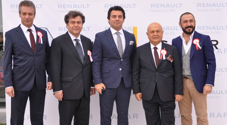 Renault'ya 'Sarar' imzası