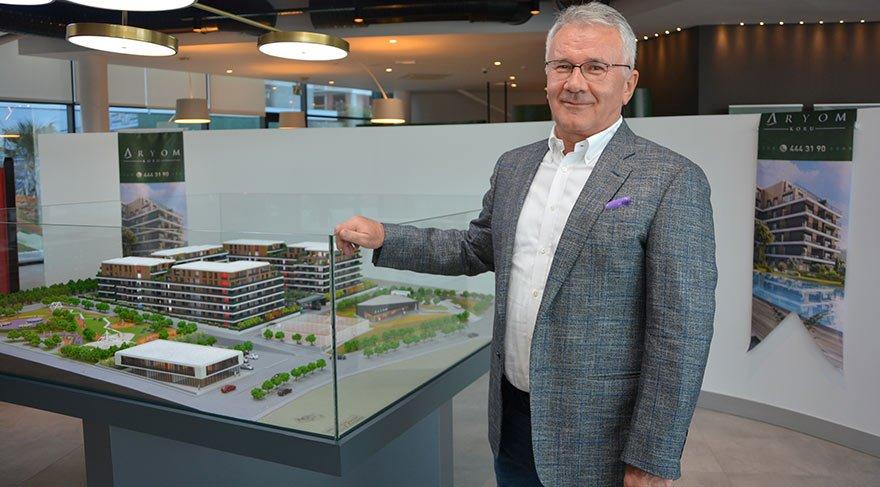 Aryom İzmir'e 500 milyon lira yatıracak