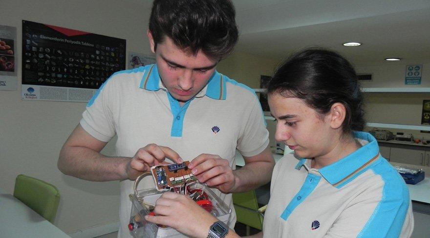 Belki de çığır açacak… Türk gençlere dünya ikinciliği getiren buluş!