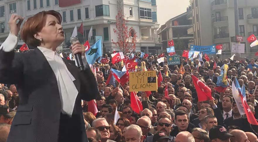 Son dakika haberi... İYİ Parti'nin Genel Merkez binası Ankara'da açıldı