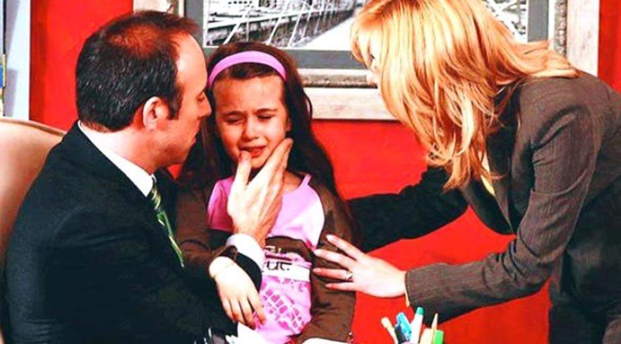 Aliye'nin minik Ayşe'si koskoca kız oldu