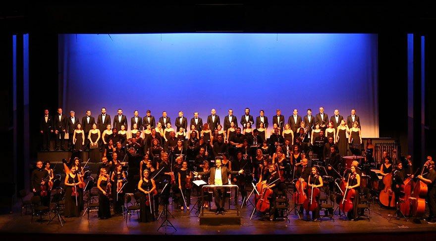 Atatürk'ü senfonik ağıt ile anacaklar