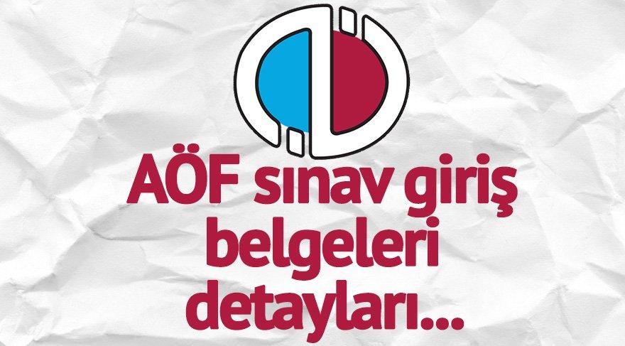 AÖF sınav giriş yerleri için gözler Anadolu Üniversitesi'nde! AÖF giriş belgesi belli oldu mu?