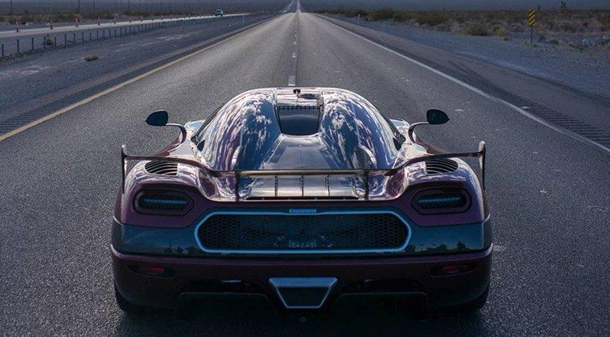 En hızlı otomobil belli oldu