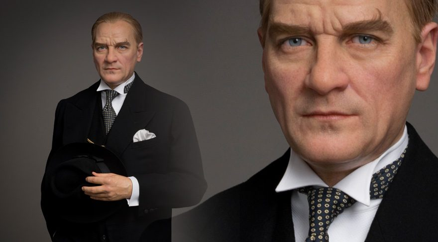 TRT'nin çizgi filminde Atatürk skandalı!