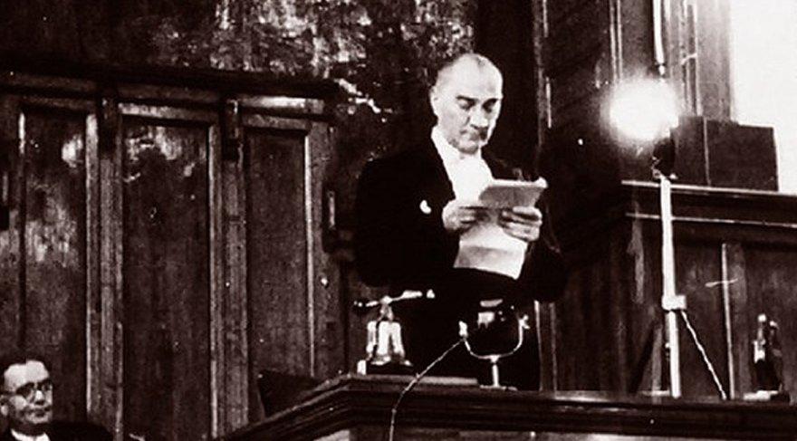 Atatürk'ten tarihi 'benzinde vergi' açıklaması