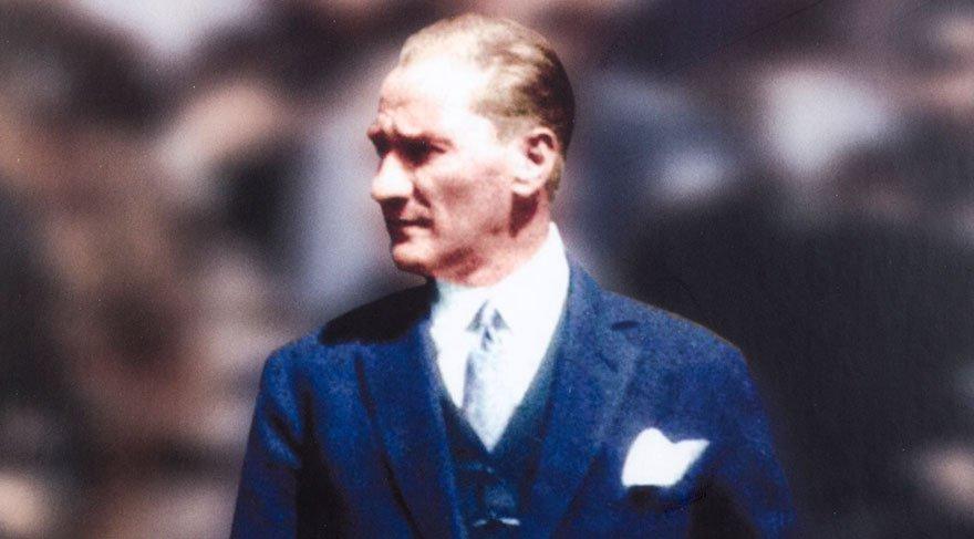 94. yıla özel: Atatürk'ün en güzel fotoğrafları