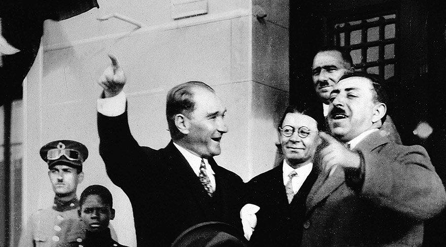 Bilinmeyen Enler Bölüm 1: Atatürk'ün pek bilinmeyen 4 anısı