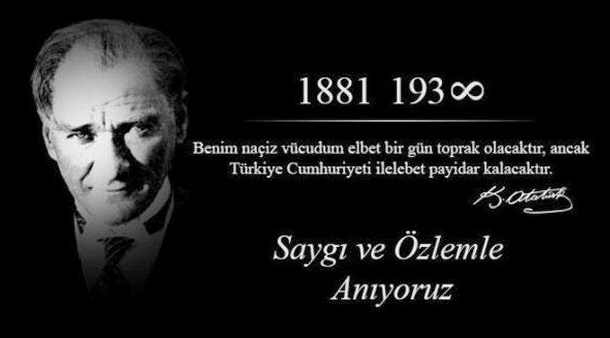 10 Kasım Atatürk şiirleri Gazi Mustafa Kemal Atatürk Için Yazılmış
