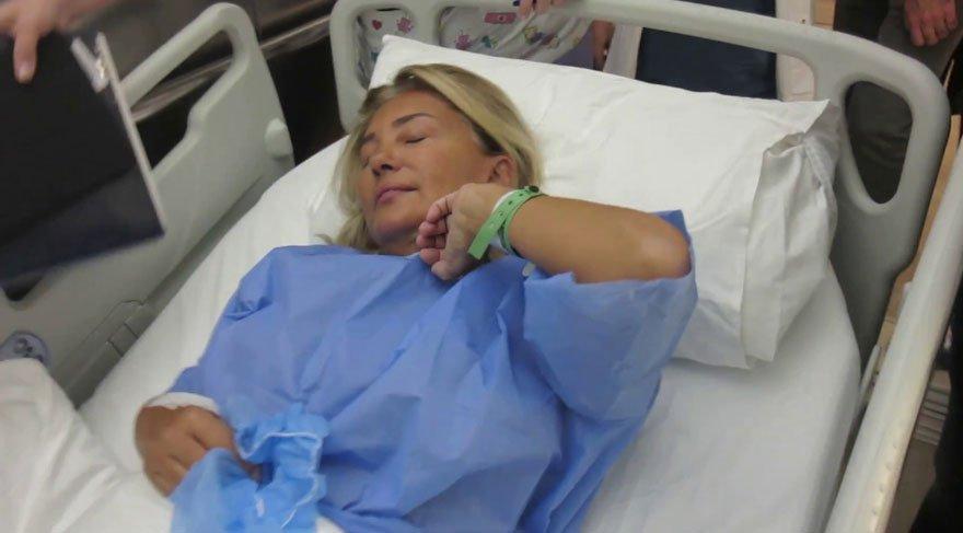 Ünlü oyuncu Bahar Öztan yeniden hastaneye kaldırıldı! Sağlık durumu nasıl?
