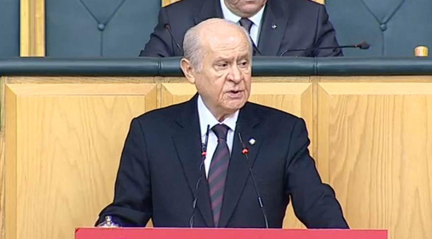 Devlet Bahçeli'den flaş seçim açıklaması: Ak Parti ile birlikte mücadele ederiz