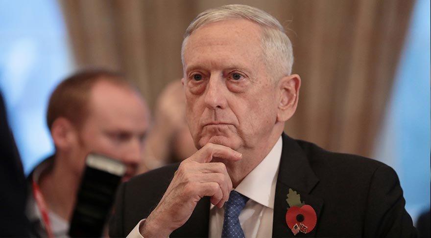Mattis: ABD ordusu Suriye'de kalacak