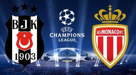 CANLI İZLE: Beşiktaş Monaco maçını şifresiz yayınlayacak uydu kanalları listesi! BJK maçı AZ TV, İDMAN TV canlı izle!