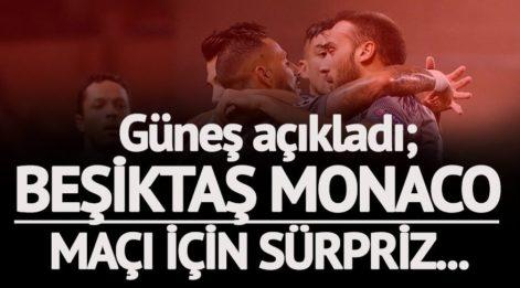 Beşiktaş Monaco maçı başlıyor… Beşiktaş Monaco maçı saat kaçta, hangi kanalda, şifresiz mi? BJK Şampiyonlar Ligi maçı için heyecan dorukta!