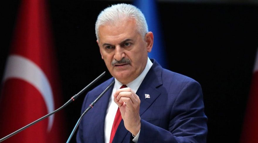 Başbakan Yıldırım'dan sert Kudüs açıklaması