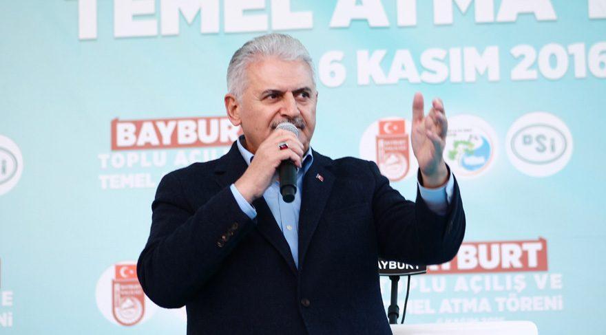 Başbakan Yıldırım'dan off-shore açıklaması