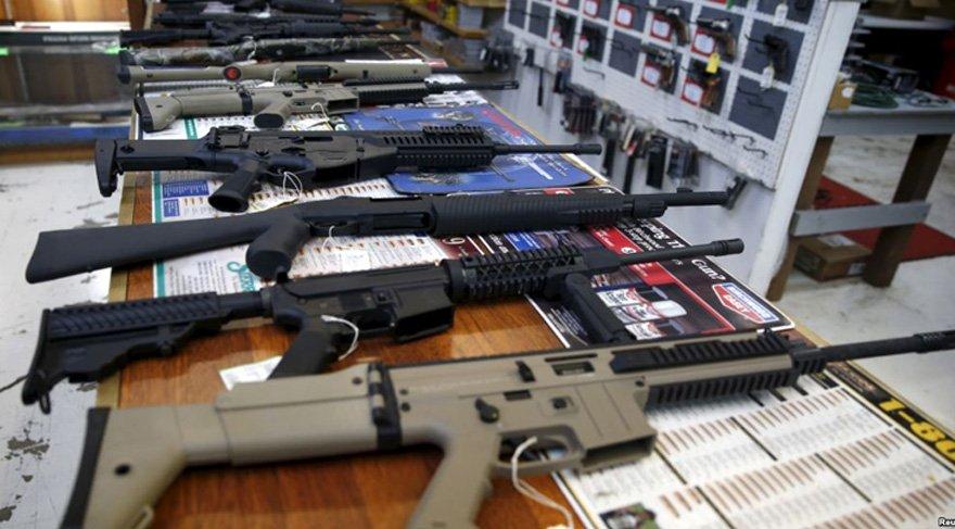 ABD'de Black Friday bilançosu: 200 binden fazla silah satıldı
