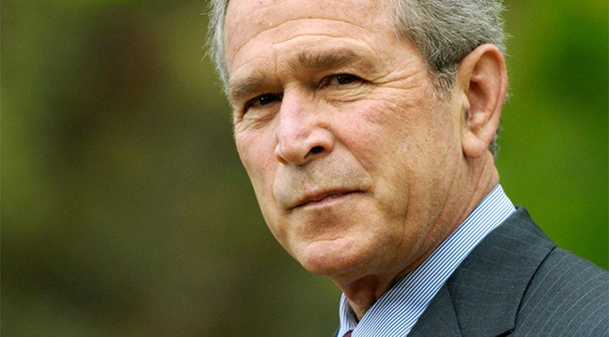 Baba Bush'a şok: '16 yaşımdayken taciz etti'