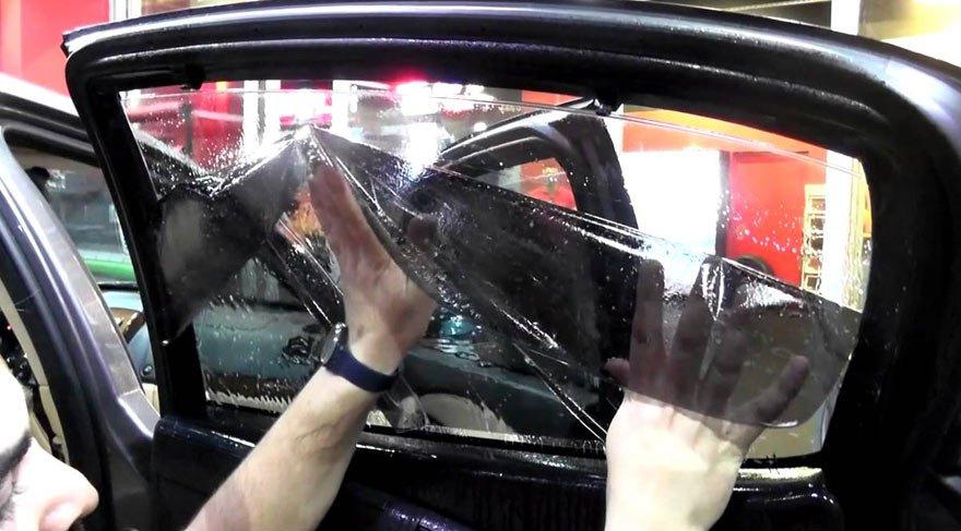 Araçlarda cam filmi yasağı başladı… TÜVTÜRK 'ağır kusur' dedi! Cam filmin cezası ne kadar olacak?