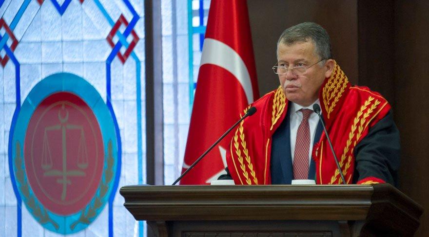 Yargıtay Başkanı İsmail Rüştü Cirit: 6 milyon 900 bin şüpheli var