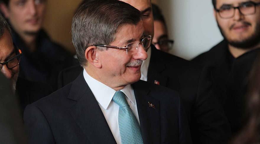 Marmara Üniversitesi'den Ahmet Davutoğlu açıklaması
