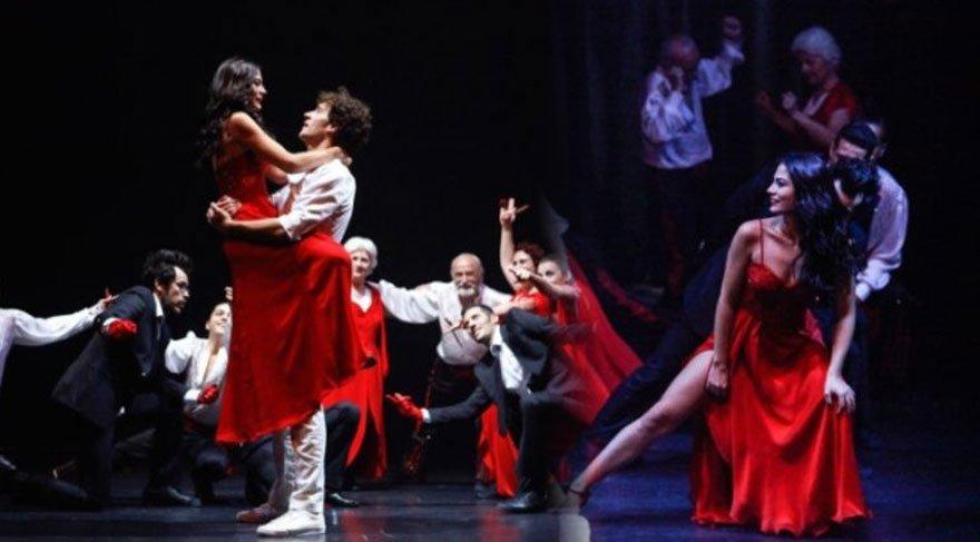 Demet Özdemir'den seksi dans