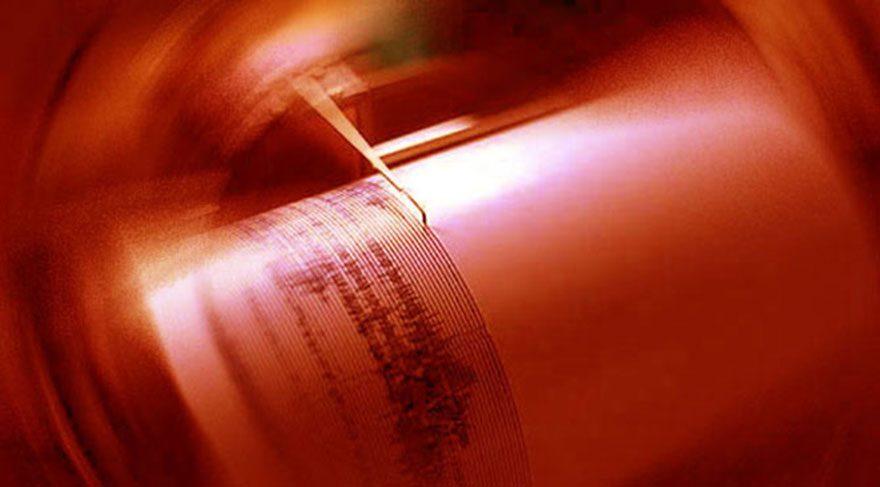 Bir deprem de o ülkede! 5.4…