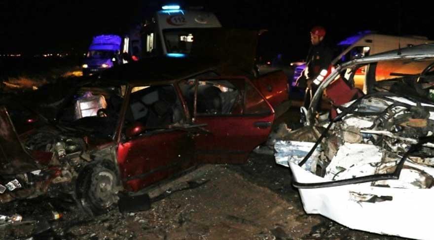 Diyarbakır'dan son dakika haberi... Feci kaza: 2 ölü, 10 yaralı