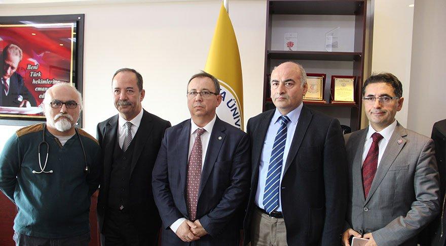 Edirne Valisi Özdemir, hastaneye kaldırıldı