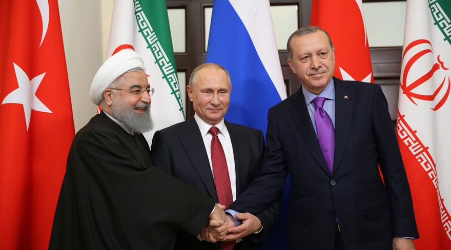 Son dakika... Soçi'de üçlü kritik Suriye zirvesi sona erdi