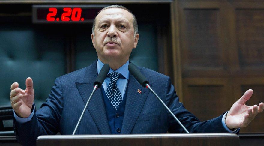 Erdoğan: Beni rahatsız eden bir hususu paylaşmak istiyorum