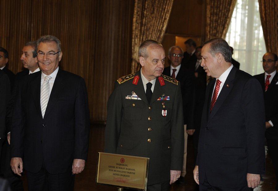 FOTO:depophotos - Başbug'un açıklaması akıllara Ergenekon kumpası döneminde siyasetin zirvesindeki