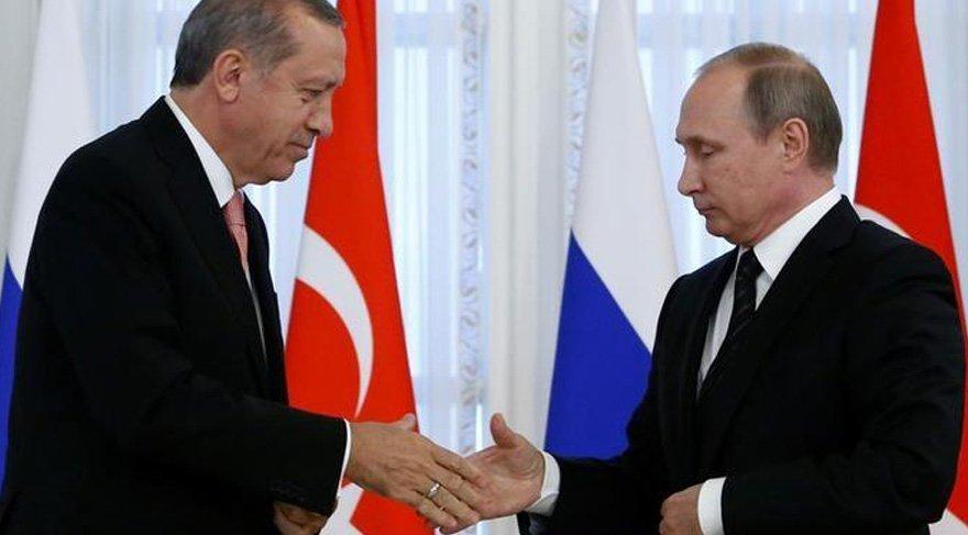 Türkiye ve Rusya'dan yeni bir ortaklık