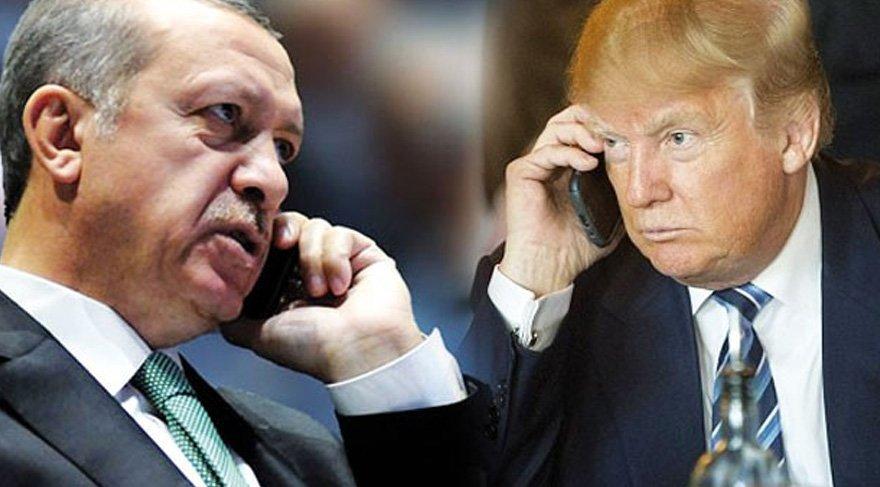 Trump Erdoğan'a garanti verdi: YPG'ye silah yok