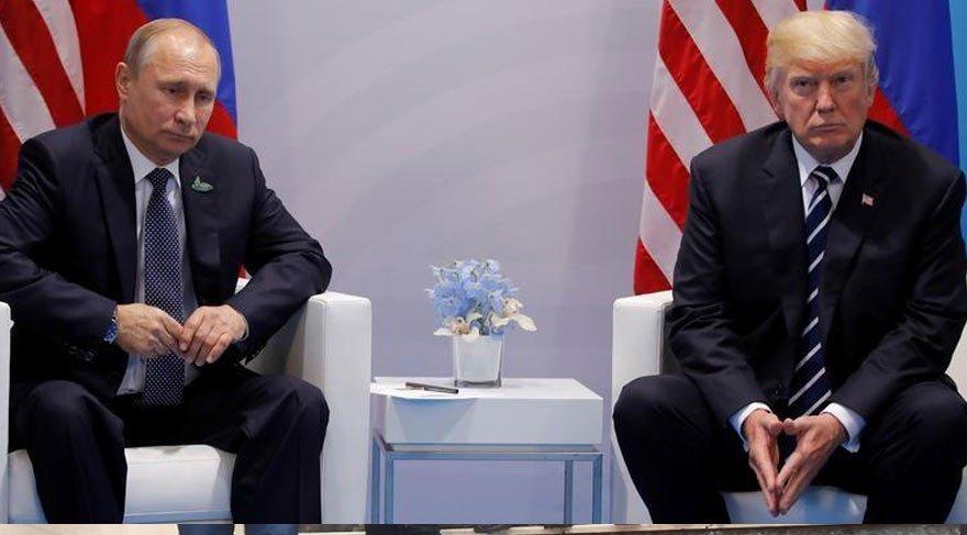 Trump ve Putin Vietnam'da görüşebilir