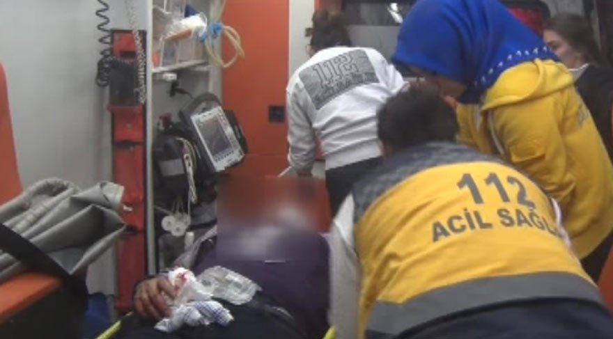İstanbul Fatih'te silahlı saldırı! 2 yaralı