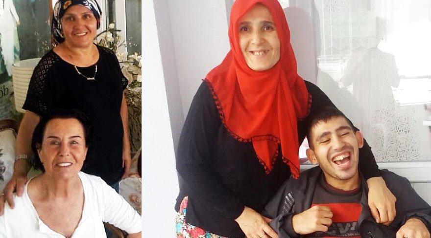 Fatma Girik, engelli gencin hayalini gerçekleştirdi